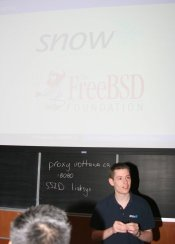 FreeBSD Foundation Project: FreeBSD terminal layer