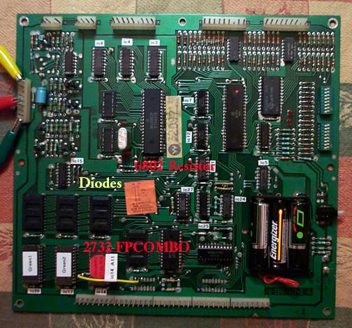 System 6 Firepower ComboRom Upgrade