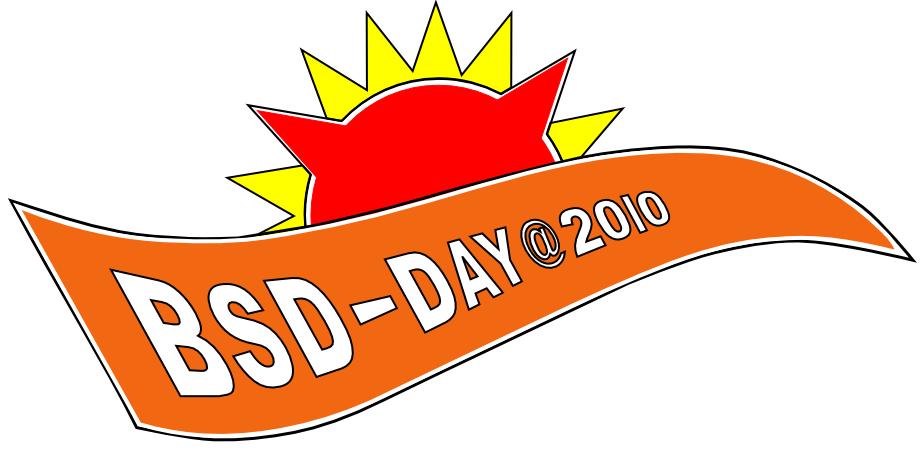 BSD-Day@2010 logo